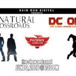 Rain Man Digital Presents: Phoenix Comicon Live Show