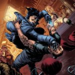 Comic Review: Stained #1 by David Baron