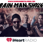 The Rain Man Show to Air on iHeart Radio