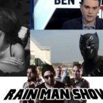 Rain Man Show: Under the Leaf Something Magical Awaits