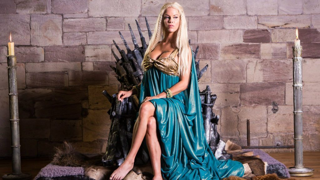 A game of thrones xxx