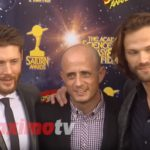 Check out Jared Padalecki and Jensen at the 42nd Annual Saturn Awards!!