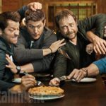Stills and promo for the upcoming 12th season of SUPERNATURAL