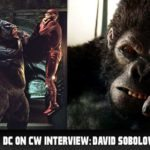 David Sobolov (Voice of Gorilla Grodd) to be interviewed on DC on CW