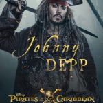 Brand new character posters from 'Pirates of the Caribbean: Dead Men Tell No Tales'