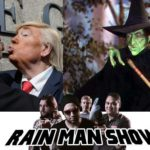 Rain Man Show: NorfQ Korea, Pagans and Burros