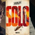 The 'Solo: A Star Wars Story' posters are full on pulp style