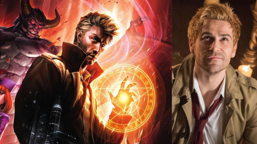 Constantine: The Legend Continues' Animated Movie to Air in