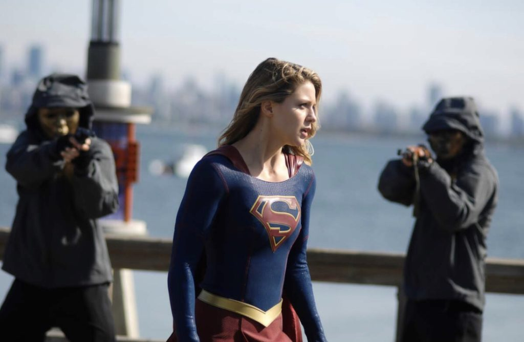 DC on CW: Supergirl Edition – 'Rather the Fallen Angel' Episode