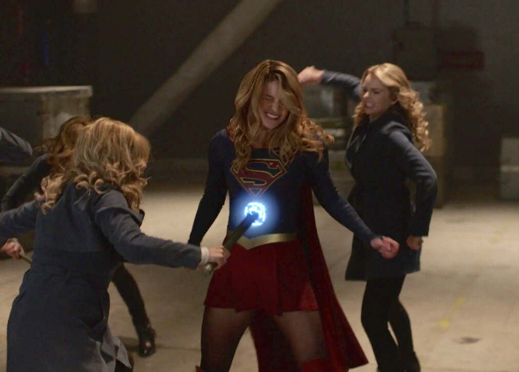 DC on RMD: Supergirl Edition – 'Will the Real Miss Tessmacher Please