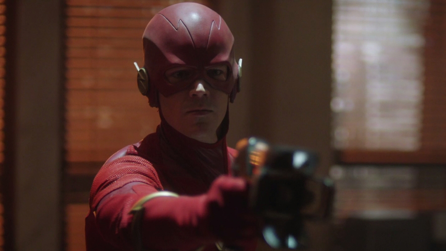DC on RMD: Flash Edition – 'The Girls with Red Lightning
